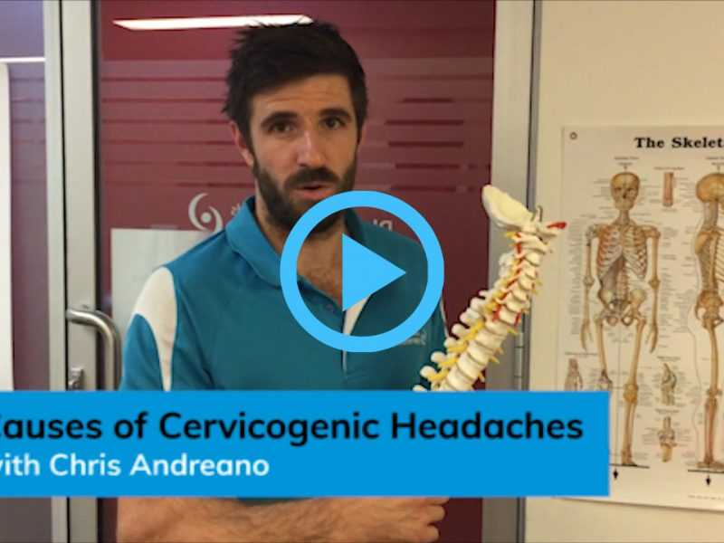 Causes of Cervicogenic Headaches