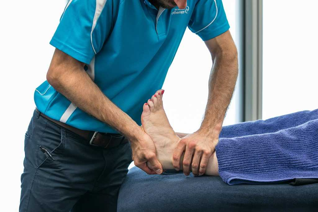 Sports Physiotherapist Cammeray
