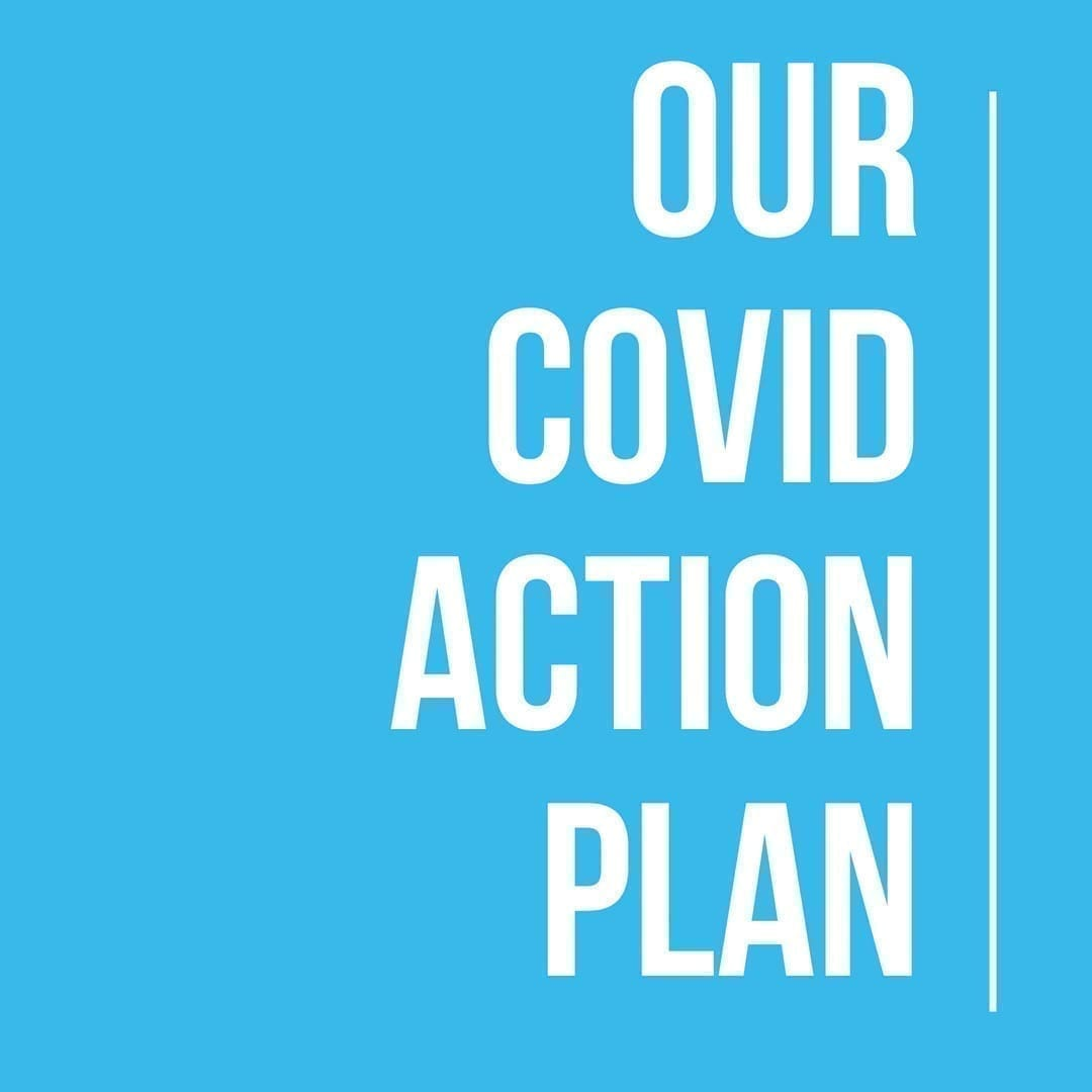 Our covid action plan